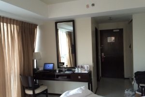 クエストホテルの部屋