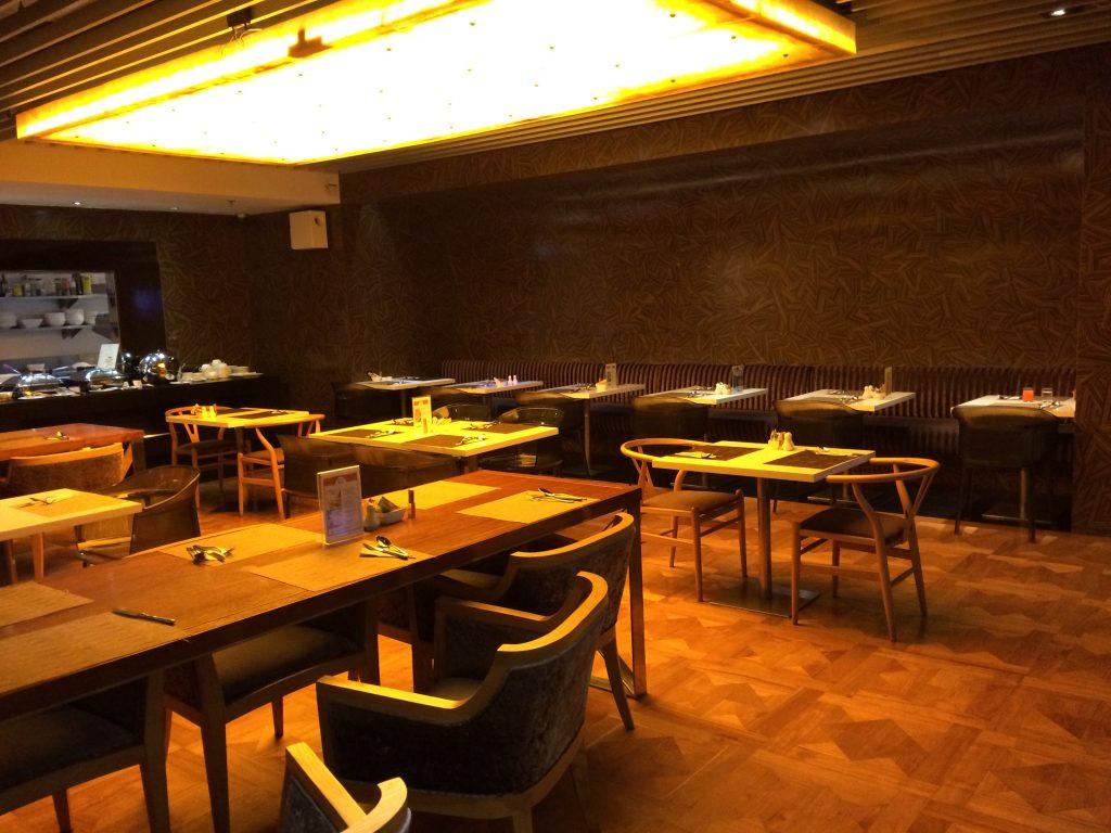 シトラスホテルのレストラン