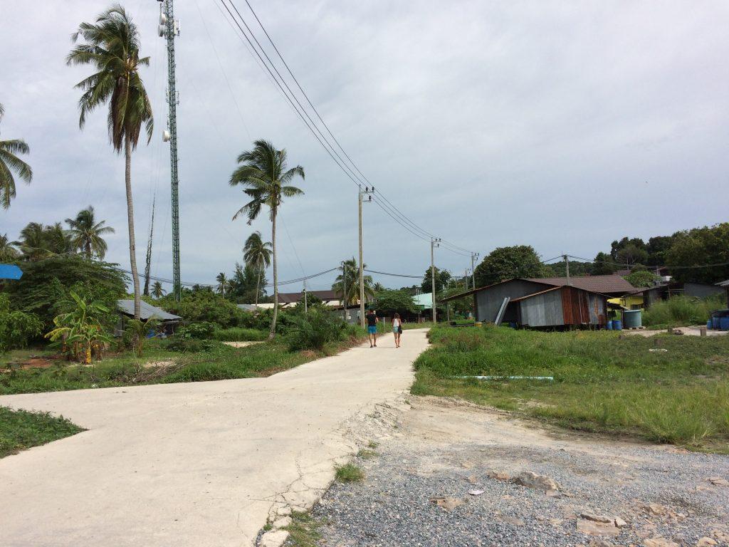リペ島の風景
