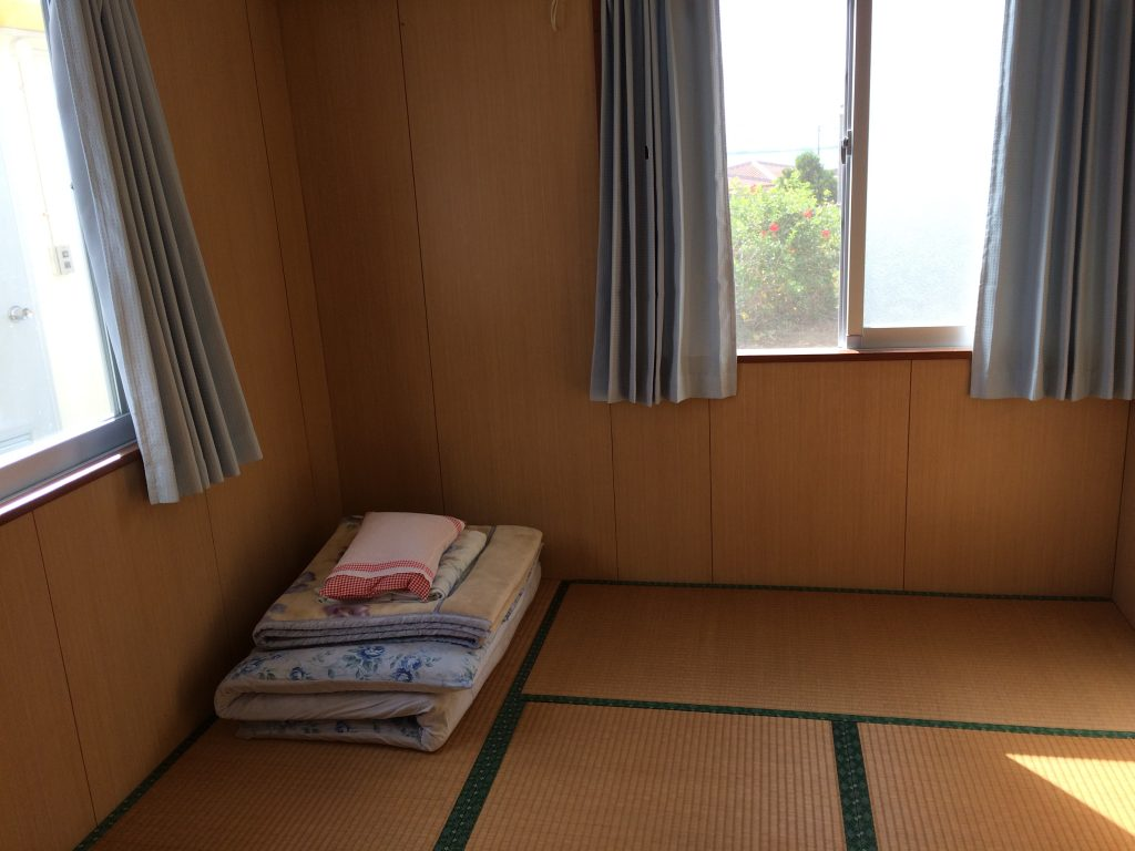 大神島民宿の部屋