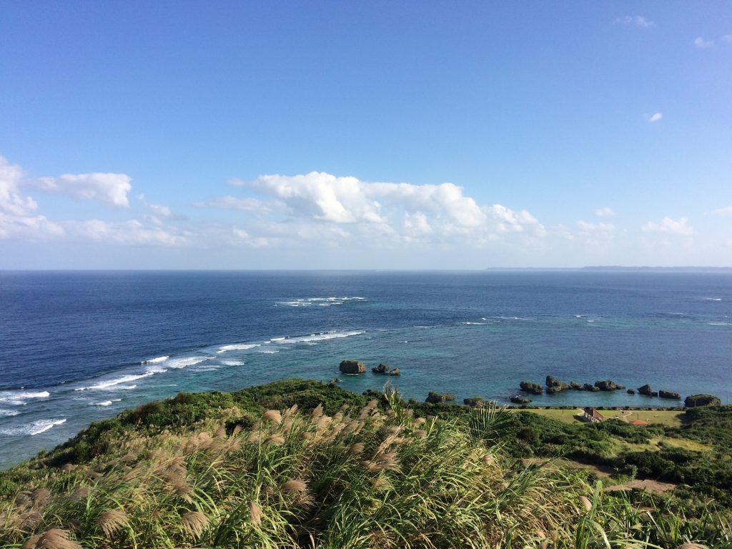 遠見台からの景色