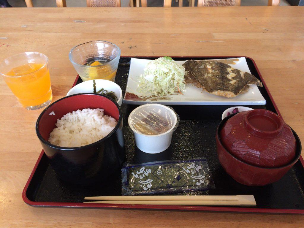 「ホテルサウスアイランド」の朝食