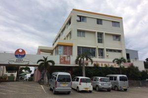 伊良部島の「ホテルサウスアイランド」