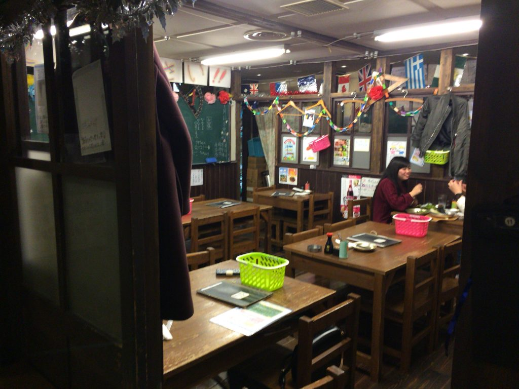 「6年4組 梅田分校」の大教室