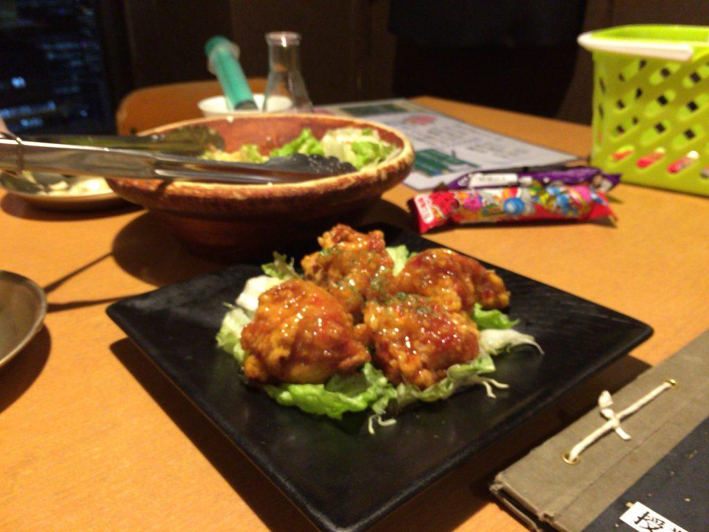 「6年4組 梅田分校」の食事