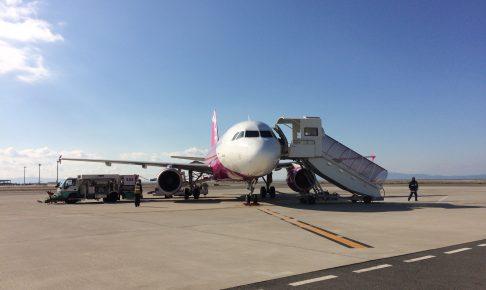 Peach(ピーチ)航空機