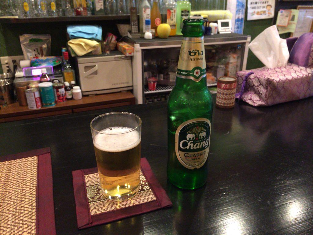 タイのチャーンビール