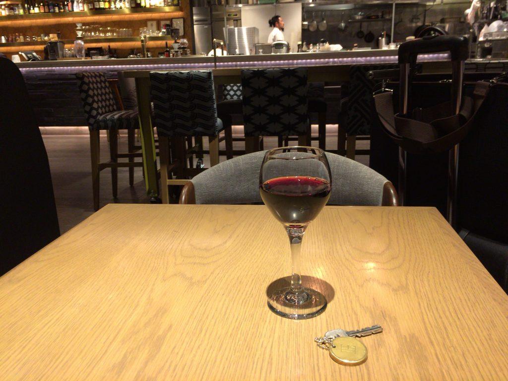 無料のワインサービス