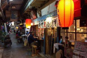栄町市場の飲み屋