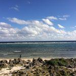 イシキ浜(伊敷浜)