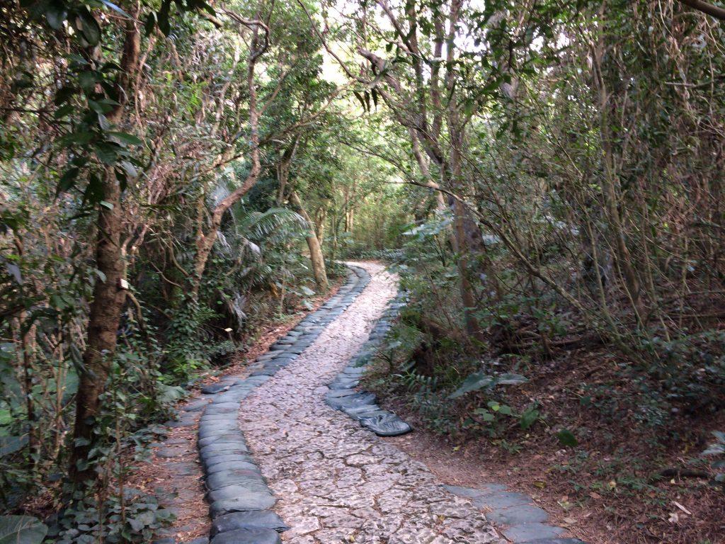大庫理(ウフグーイ)への道