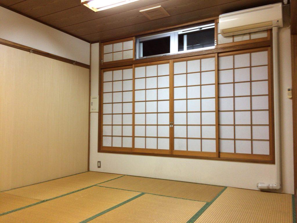 久高島宿泊交流館の部屋(1階)