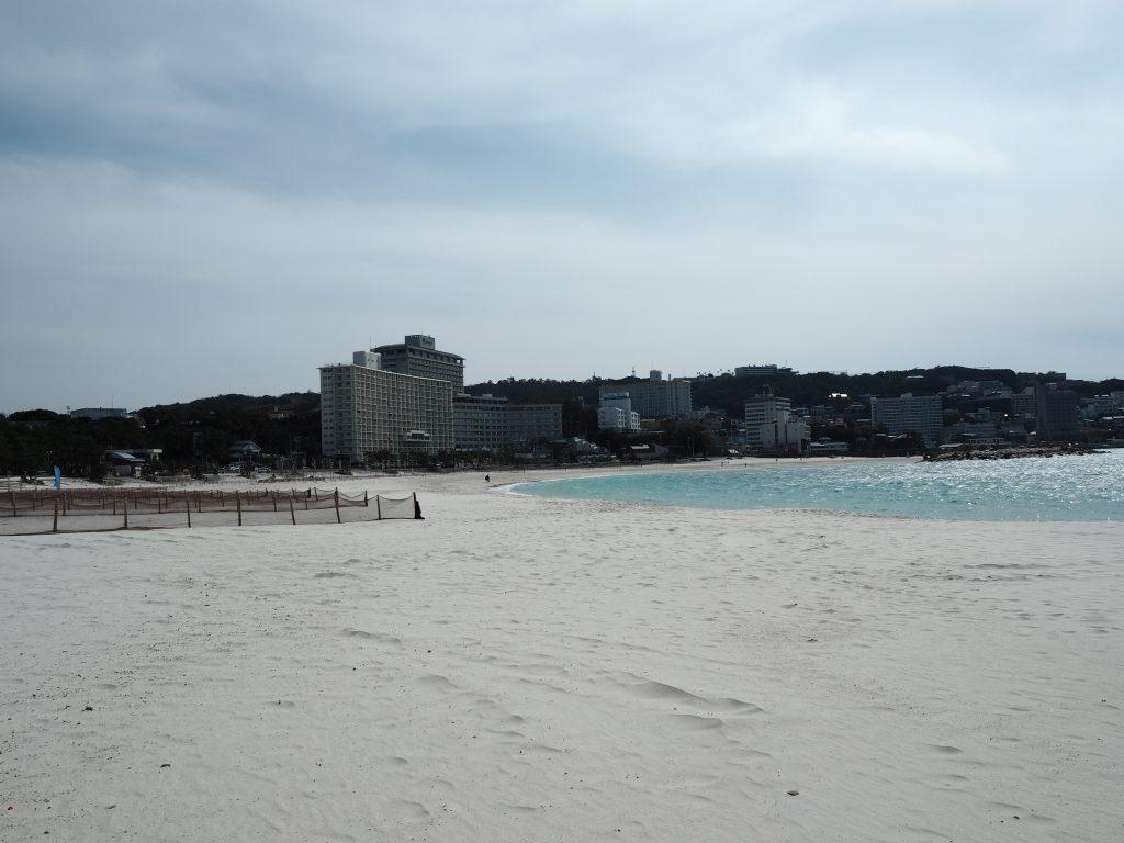白良浜(しららはま)