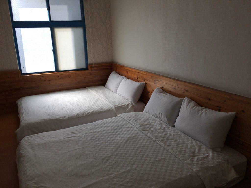 「ドルフィンベイホームステイ」の部屋