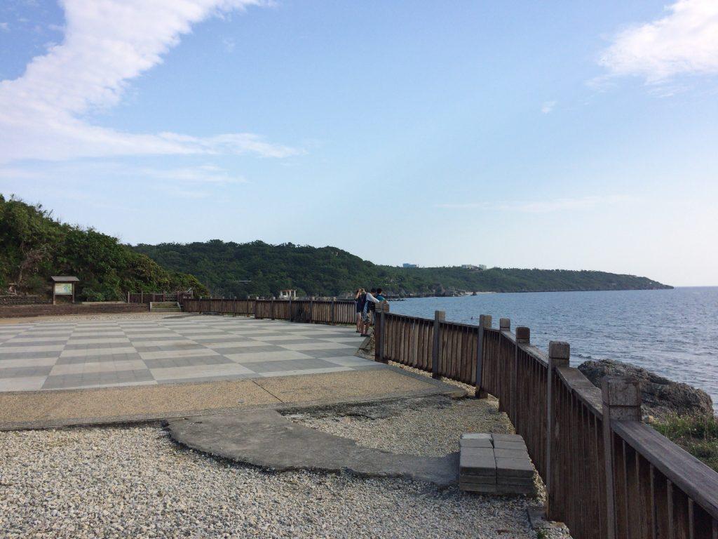 小琉球杉福生態廊道 (旧砲陣地)