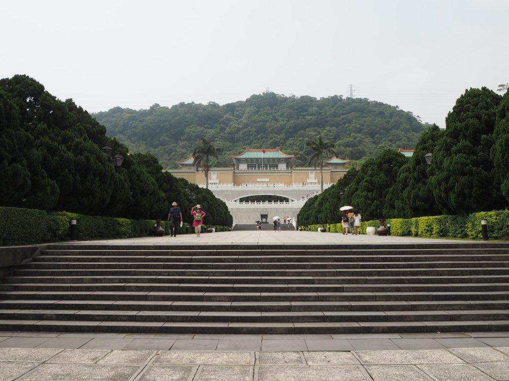 国立故宮博物院の本館