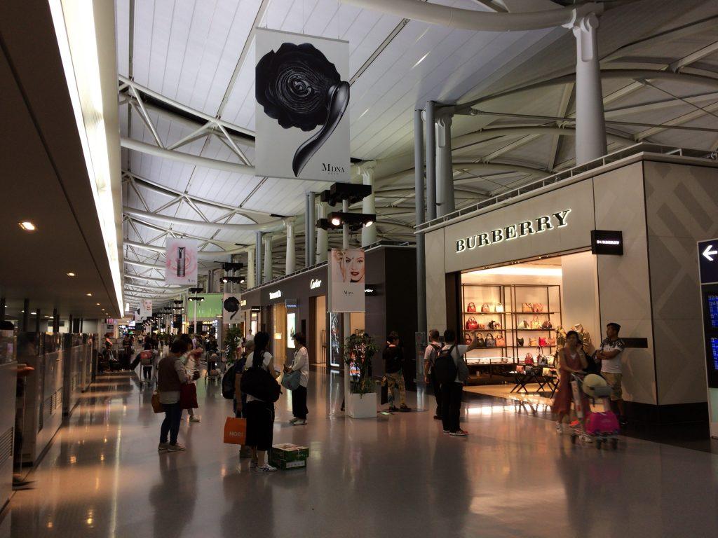 関西国際空港(関空)