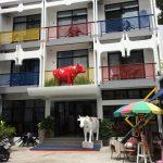 「ホテル マンサ」外観