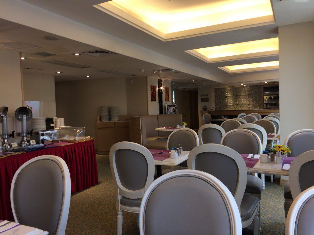 19階にあるレストラン「Jade Cafe」