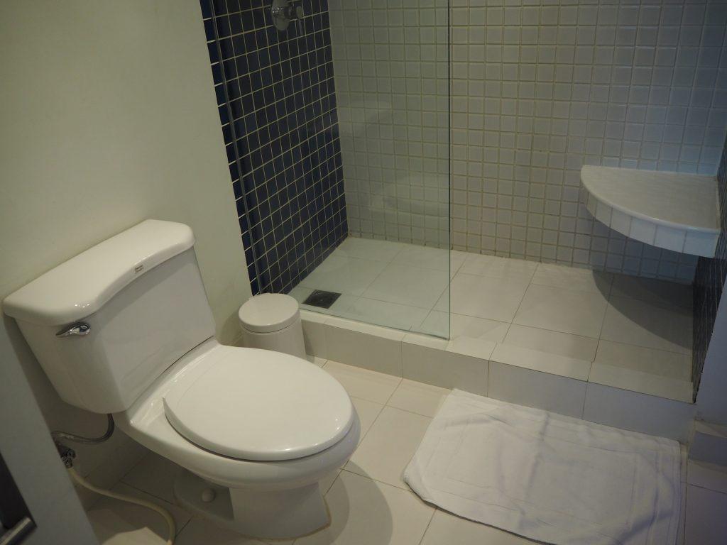 シャワー&トイレルーム