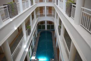 「ハイ チェンライ ホテル(Hi Chiangrai Hotel)」外観