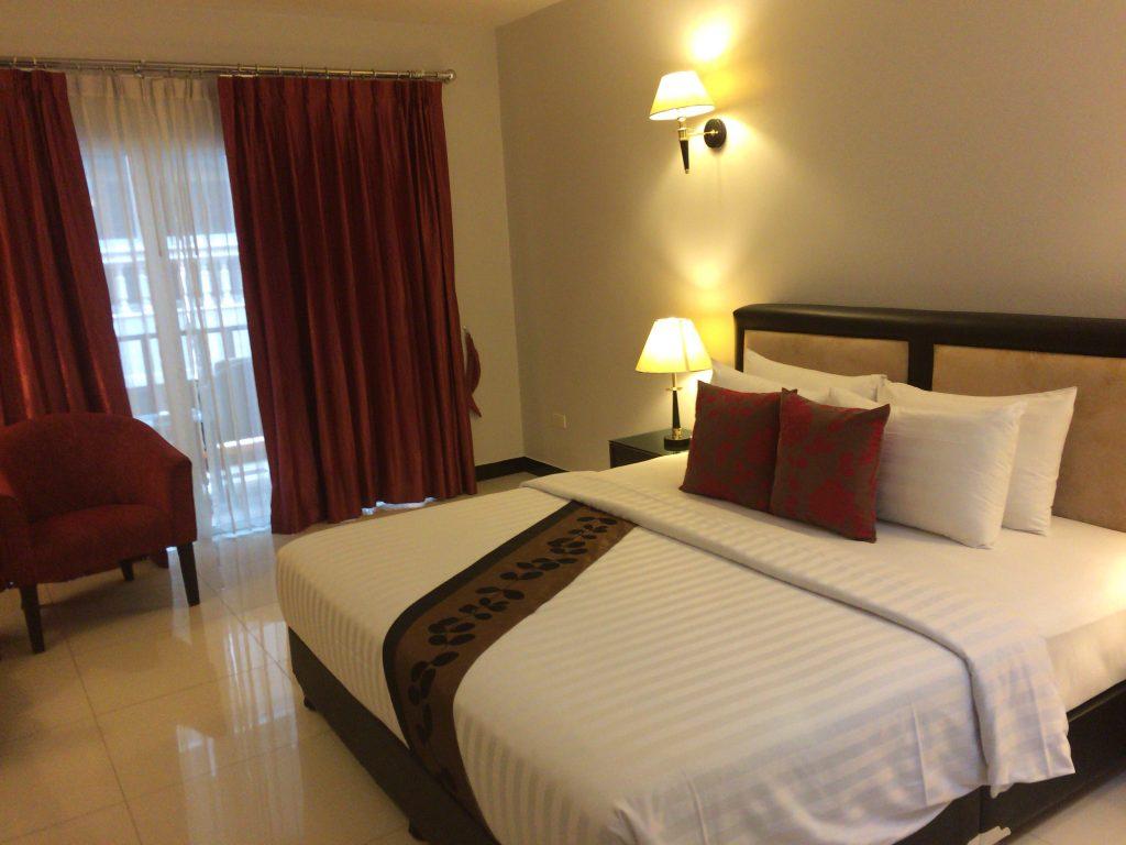「パタヤ ブルー スカイ(Pattaya Blue Sky)」の部屋