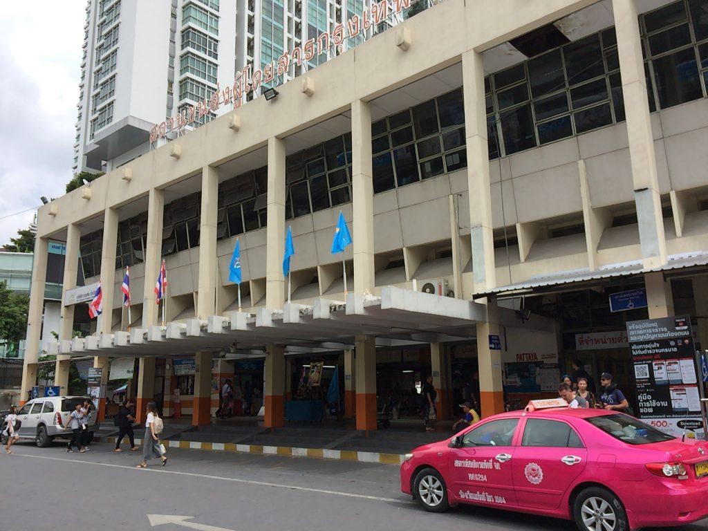 エカマイ(バンコク東)バスターミナル