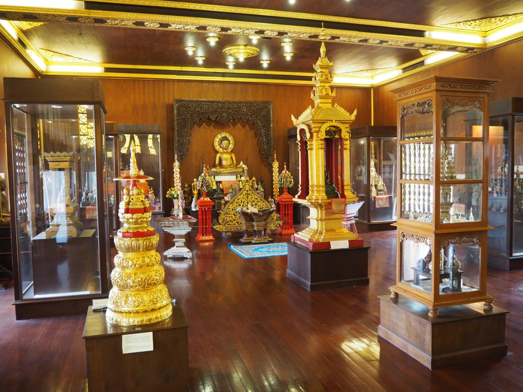 「ワット・プラケオ」の博物館