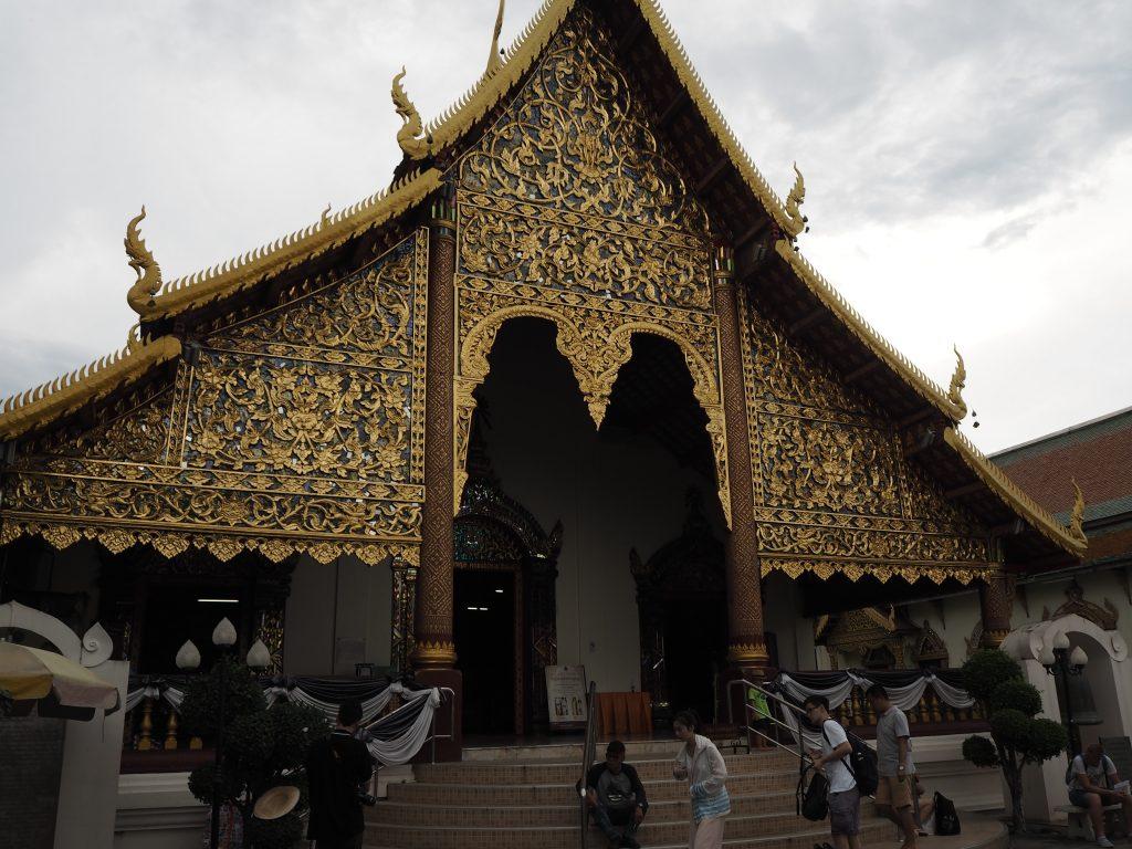 「ワット・チェン・マン(Wat Chiang Man)」