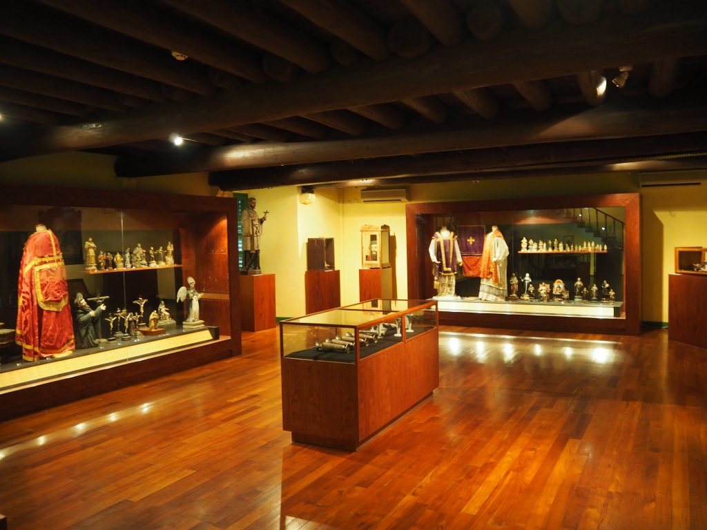 聖ドミニコ教会併設の博物館