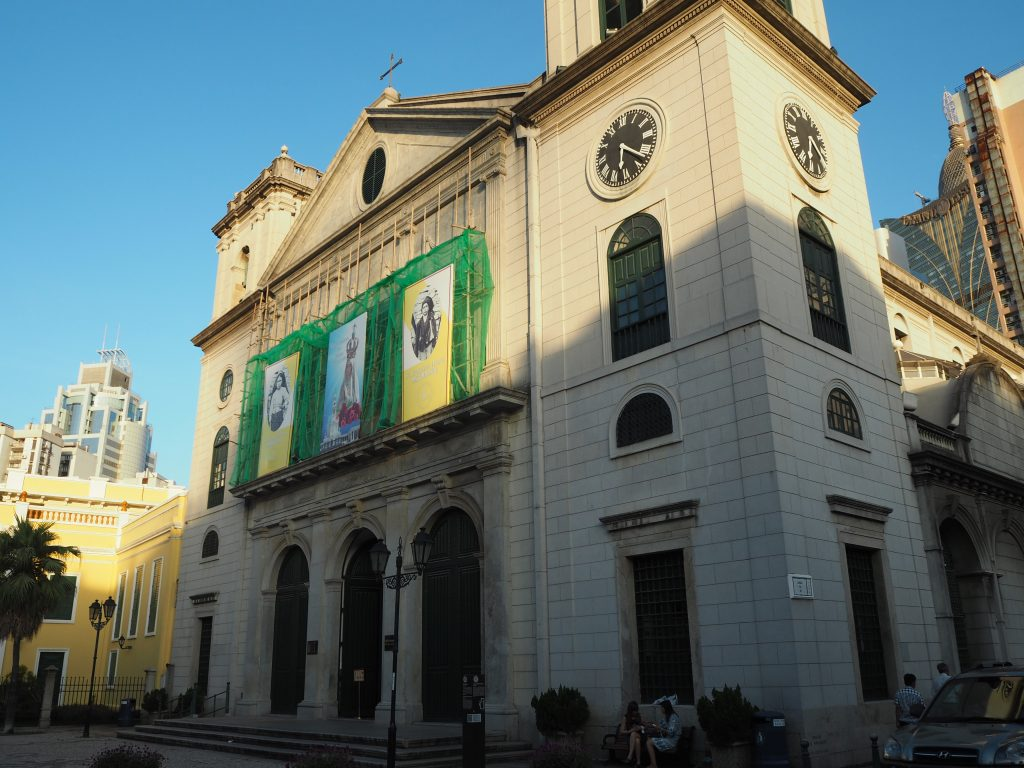 カテドラル(大堂)(The Cathedral)