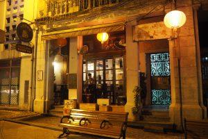 「カテドラルカフェ(Cathedral Cafe)」外観