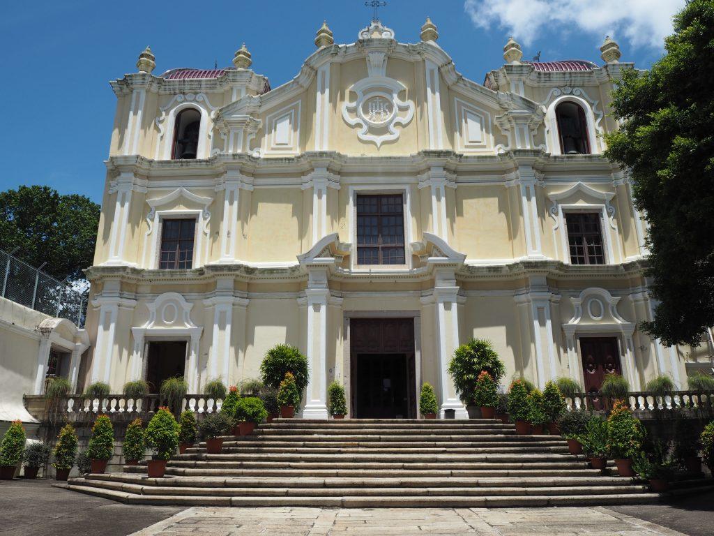 聖ヨセフ修道院及び聖堂(St. Joseph's Seminary and Church)