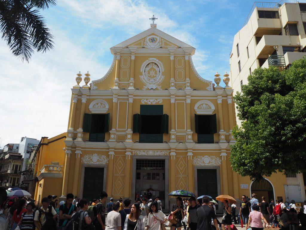 聖ドミニコ教会(St. Dominic's Church)