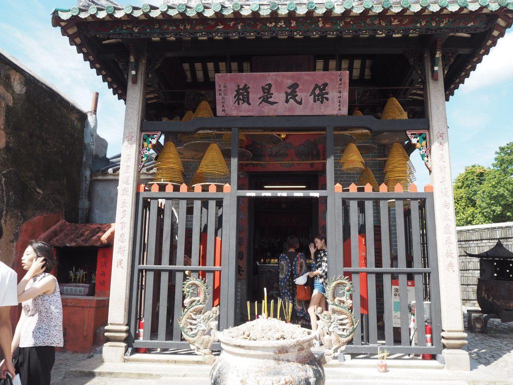ナーチャ廟(Na Tcha Temple)