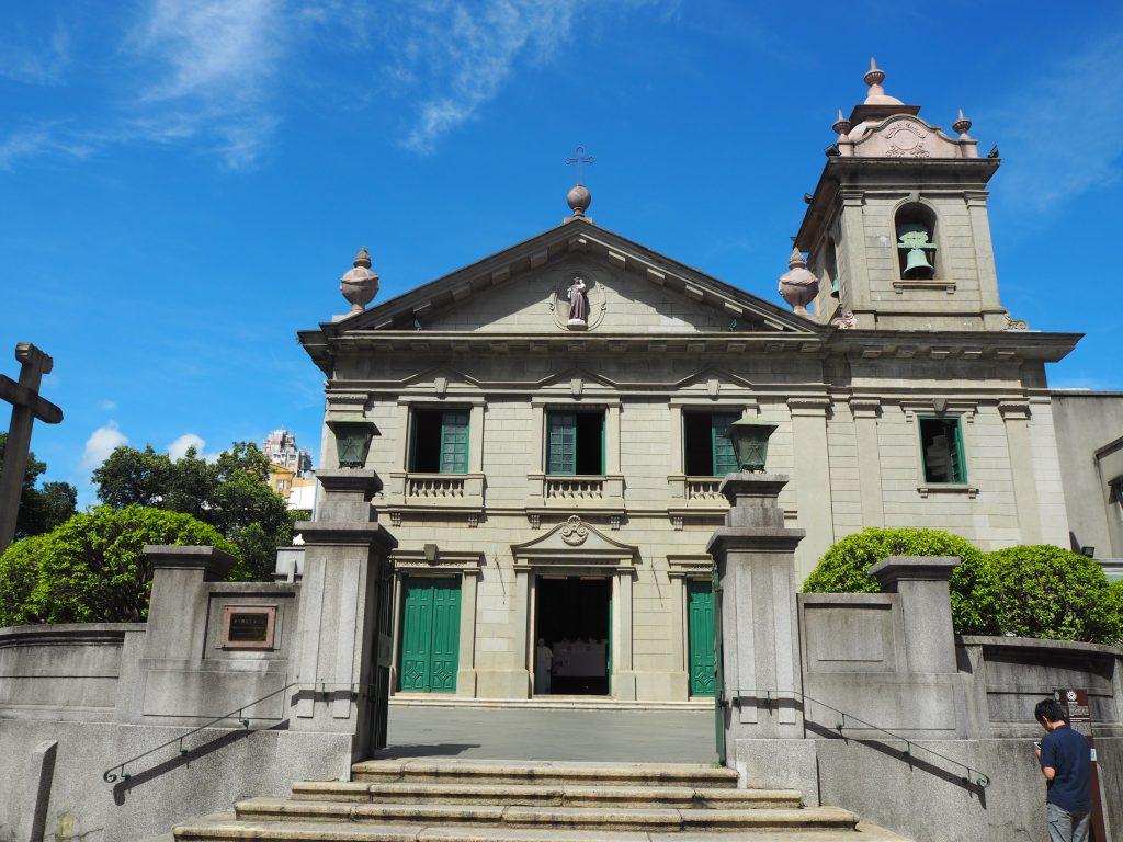 聖アントニオ教会(St. Anthony's Church)