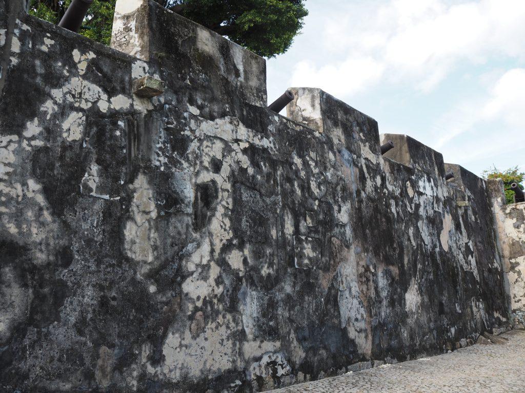 モンテの砦(Mount of Fortress)