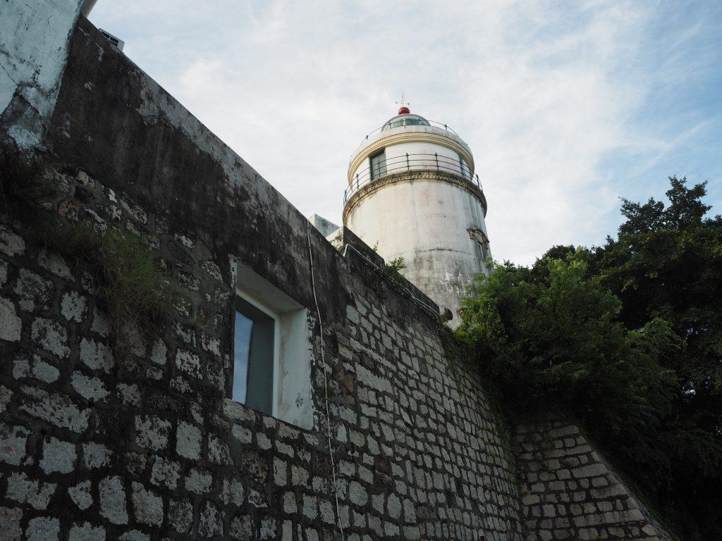 ギア要塞(ギア教会とギア灯台)(Guia Fortress)