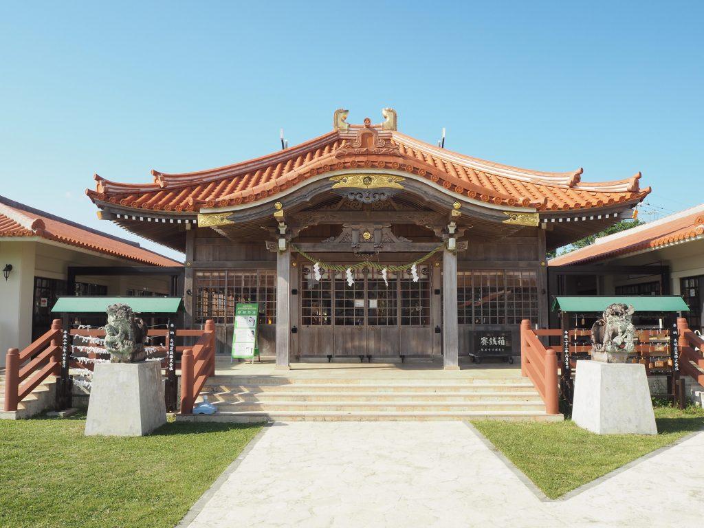 宮古神社本殿