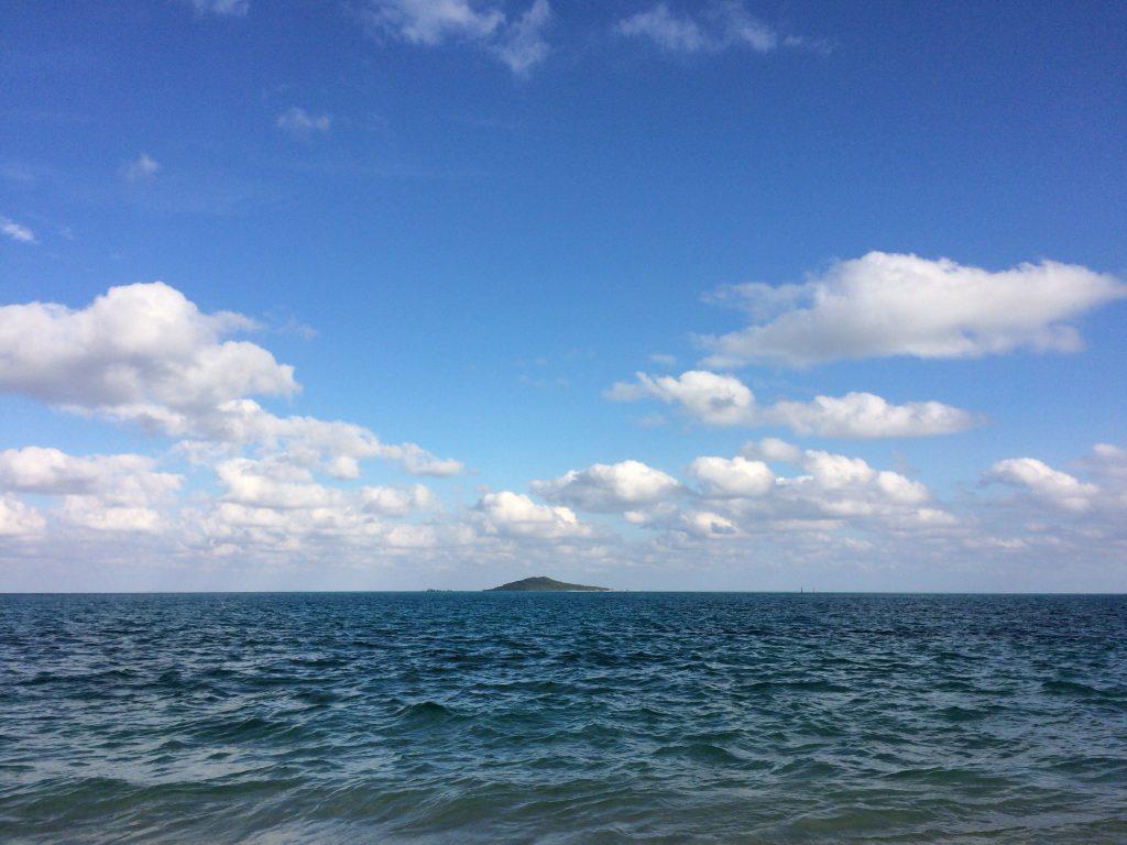 神の住む島と言われる大神島
