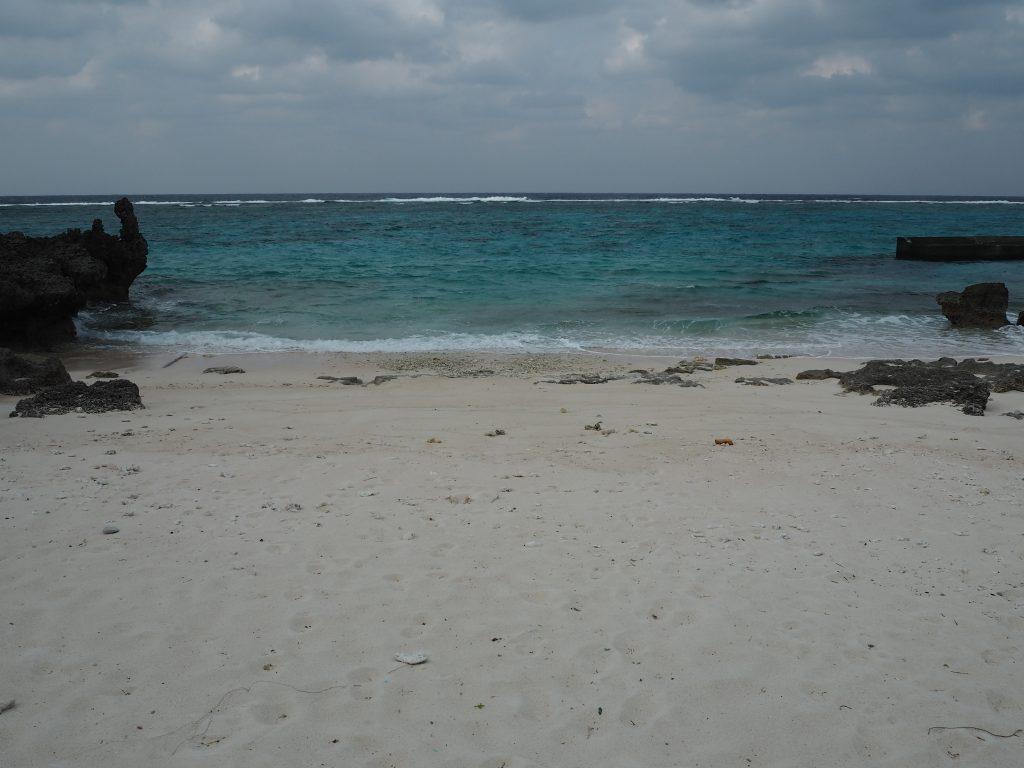 宇勝(うかち)海岸