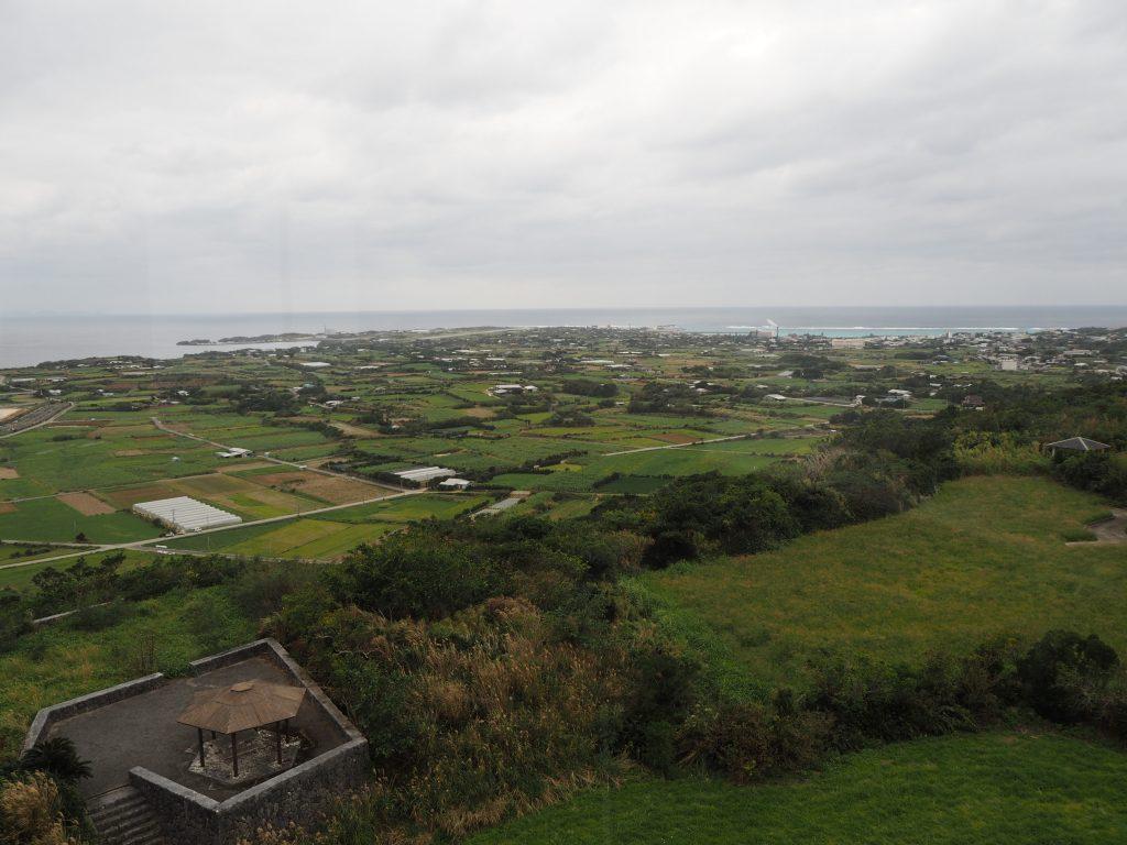 サザンクロスセンター展望台からの壮観な眺め