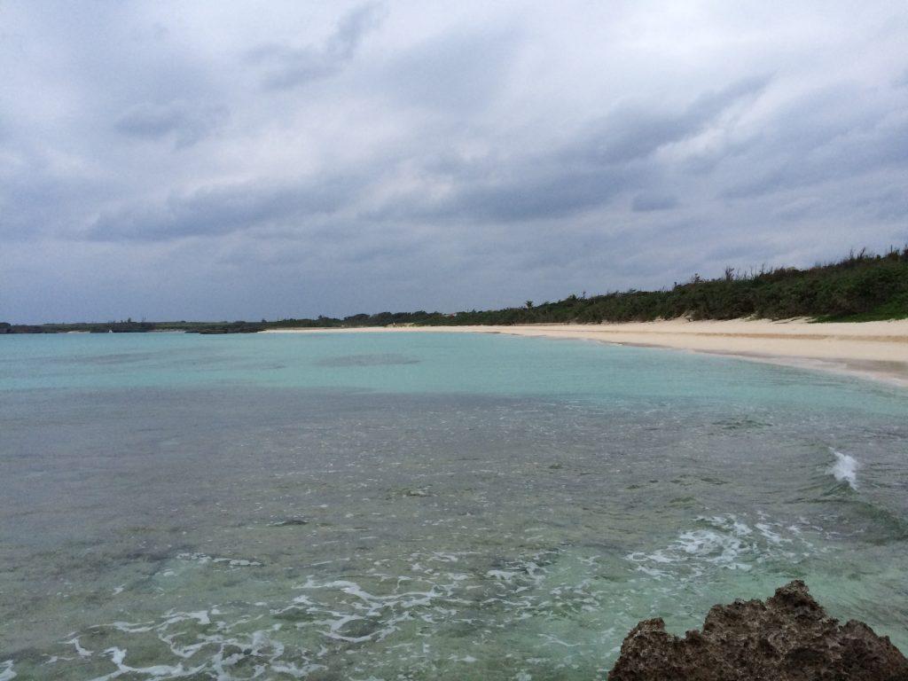 渡口の浜(とぐちのはま)