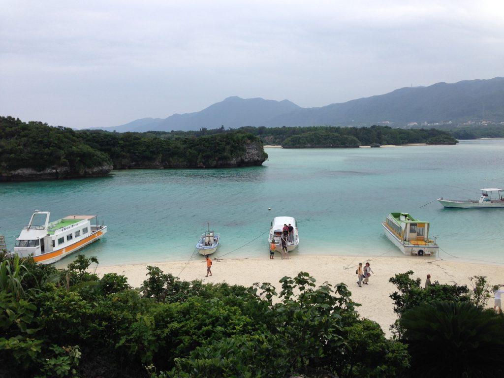 川平湾(かびらわん)