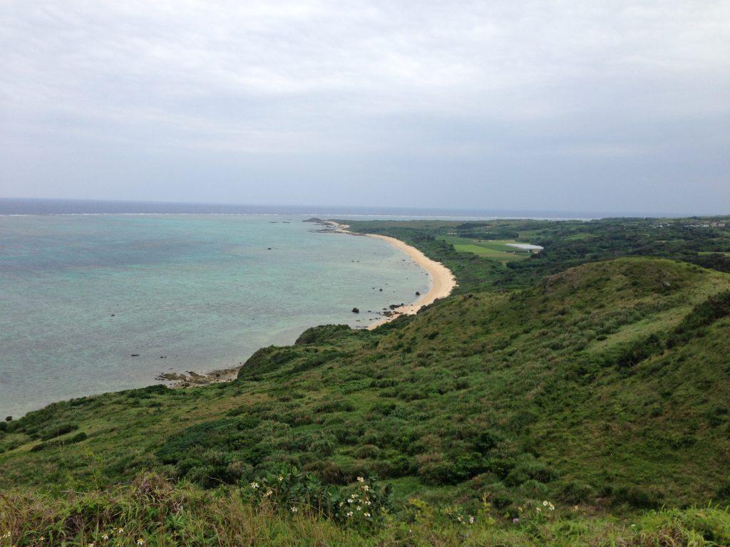 平久保崎灯台からの景色