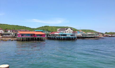 ラン島(Ko Lan)に到着