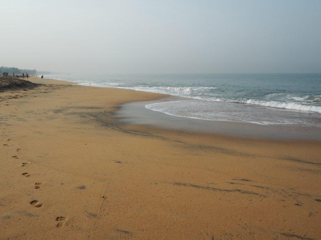 コーラムビーチ