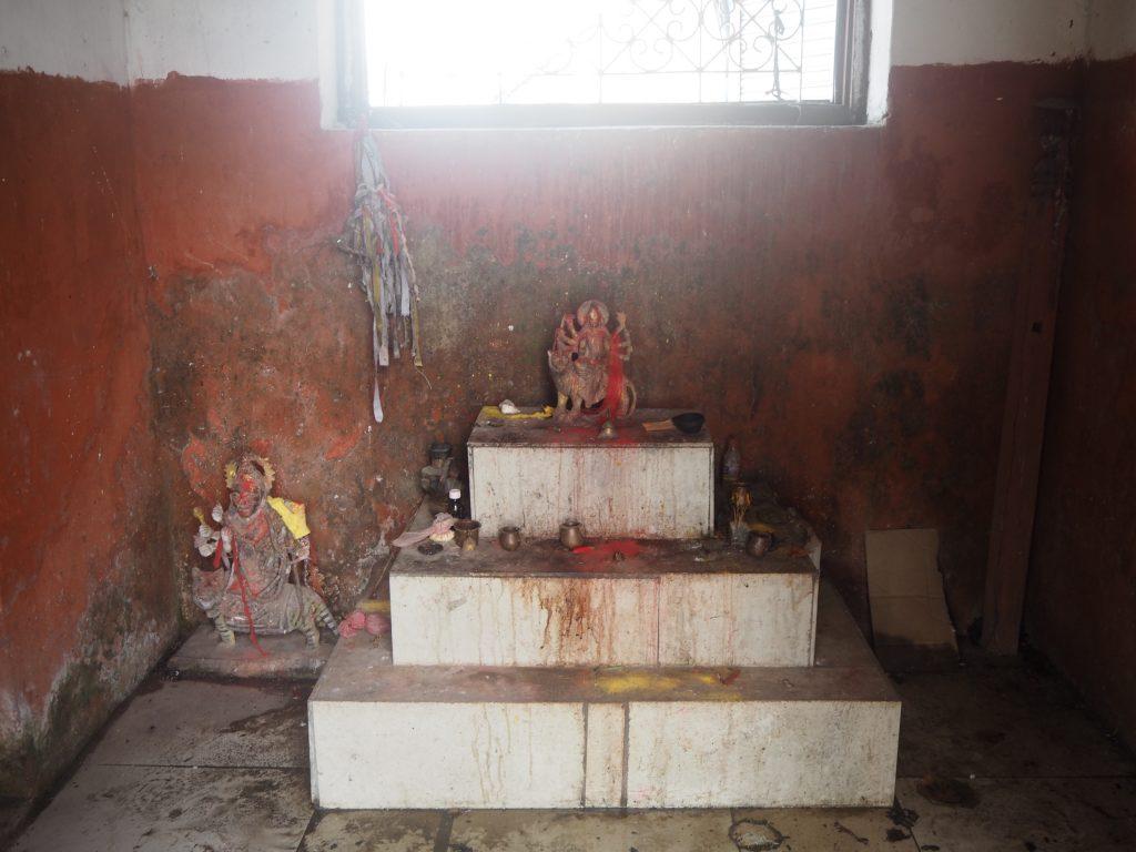 ヒンズー教の神様。ガネーシャ以外は誰が誰だか未だに区別がつかない
