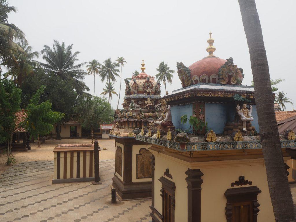 ジャナルダナスワーミ寺院内部の様子