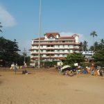 「ヒンドゥスタン ビーチ リトリート(Hindustan Beach Retreat)」外観